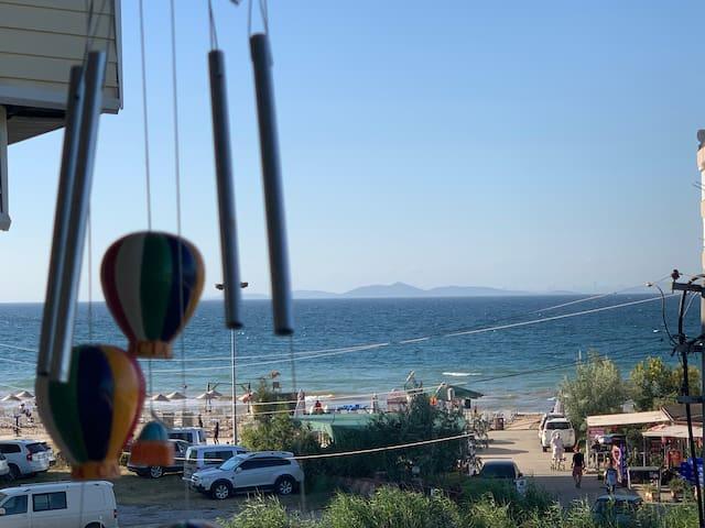 Apart Limon / Koru Plajındaki Eviniz
