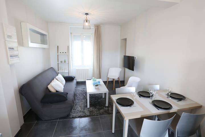 COSY BEACH T2 APPARTEMENT