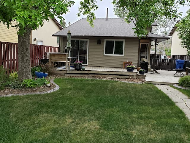 Kid friendly house close to West-side Amenities