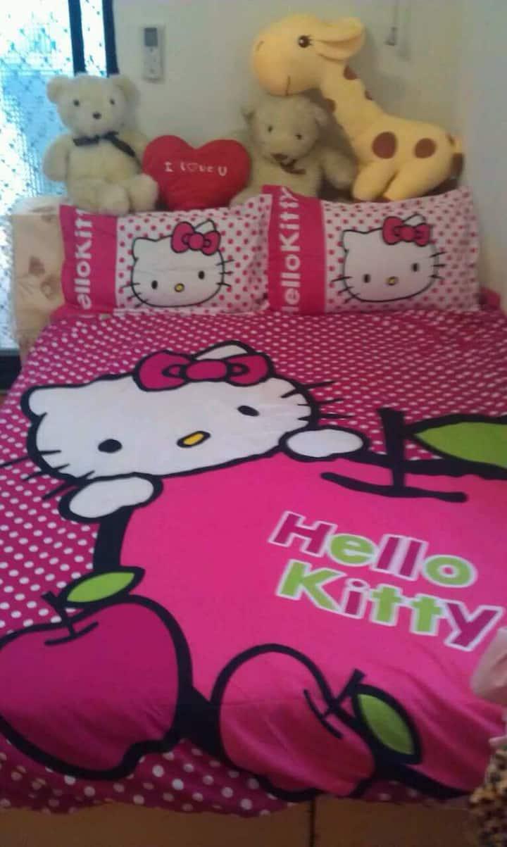 台南市Kitty快樂幸福居 微信mcc 5412O2 Linemcc1202