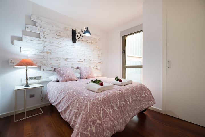 Luxury 3-bedroom apartment close to Plaza Cataluña