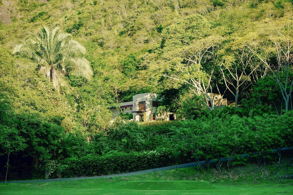 Your Secluded Private Villa!