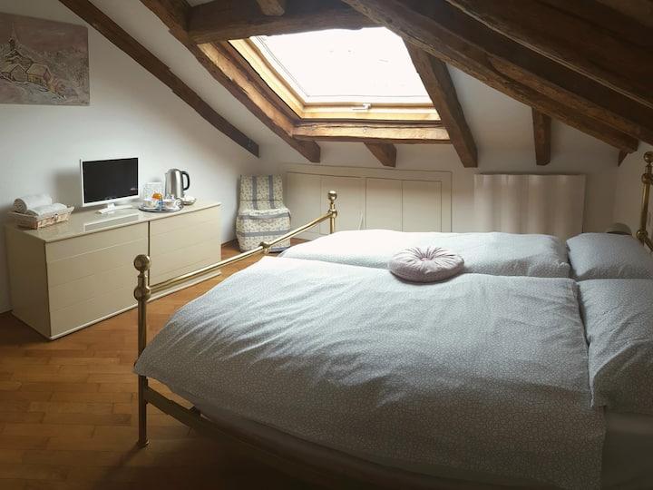 Villa Tullibec: Schlafzimmer 1