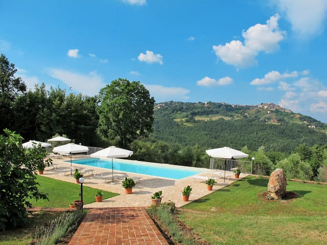 Holiday home Collepetrucci in Chiusdino