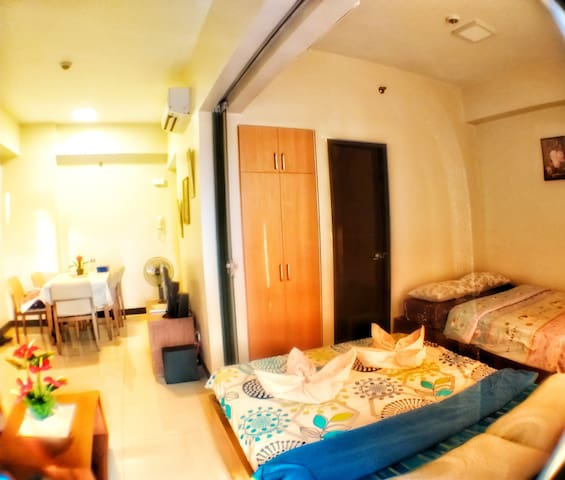 Affordable room  Mactan Newtown  TC 15N