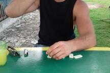Doobies n dominoes