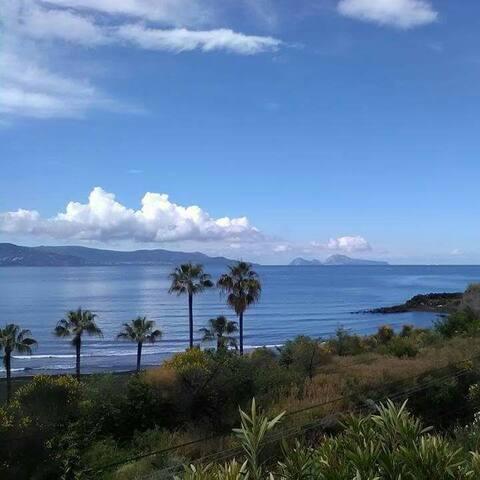 B&B&Garden1 Oplontis Amalfi coast Vesuvius&Pompeii