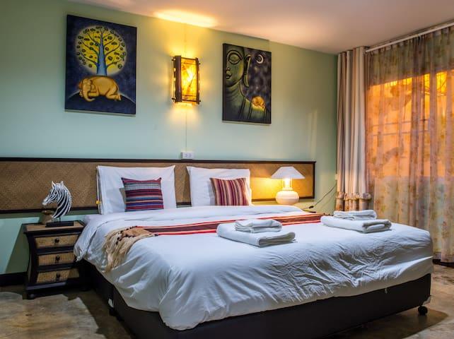 Dream Garden Villa(Double Room-6) - Chiang Mai - Villa