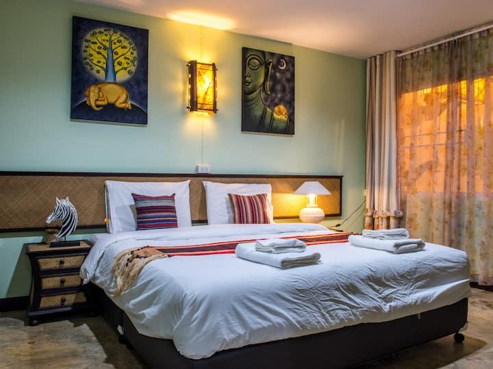 Dream Garden Villa(Double Room-6)