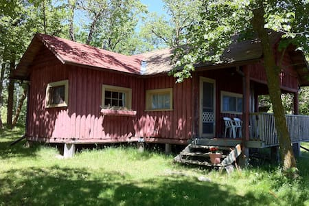 Lake of the Woods - cabin 4 - sleeps 4 adults