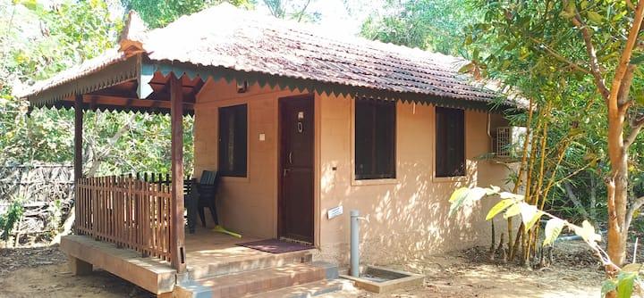 OmBodhi-Garden View Cottage, Kumta (Gokarna)