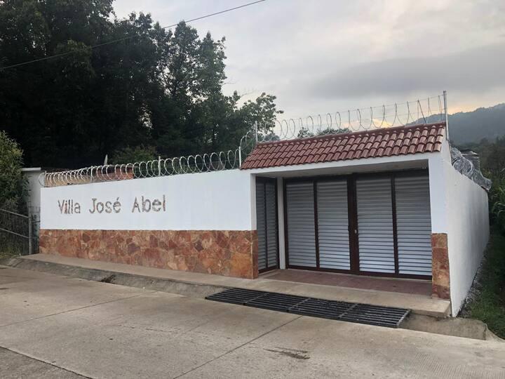 Villa José Abel a 15 min del centro de Teziutlan.