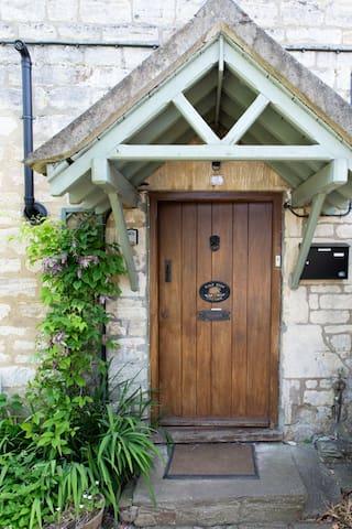 Half-pint ,  Entire Victorian  cottage and garden.
