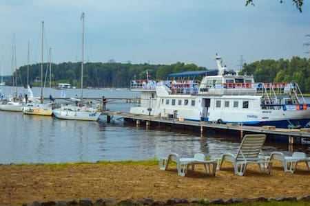 Апартаменты на 10 гостей в яхт-клубе - Novogryaznovo - Overig