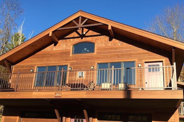 The Maple Lodge at Lake Elmore