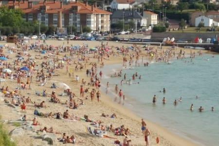 Piso cerca de Coruña,en playa Mera. - 奧萊羅斯(Oleiros)