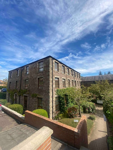 'Old Mill' Two Bed Apartment with Pool