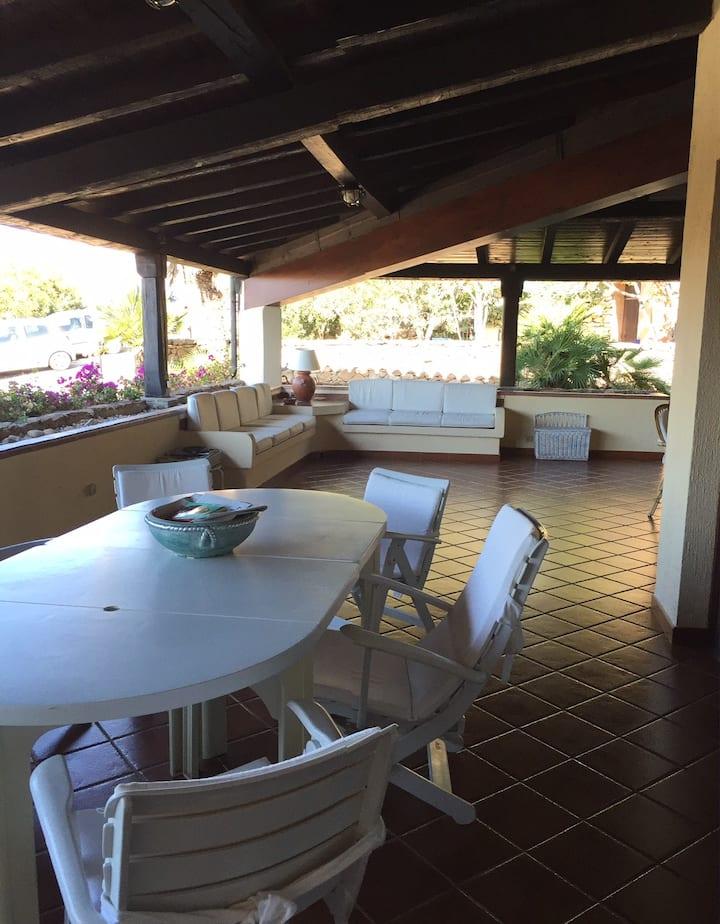 Meravigliosa villa a Baia Caddinas, Costa Smeralda