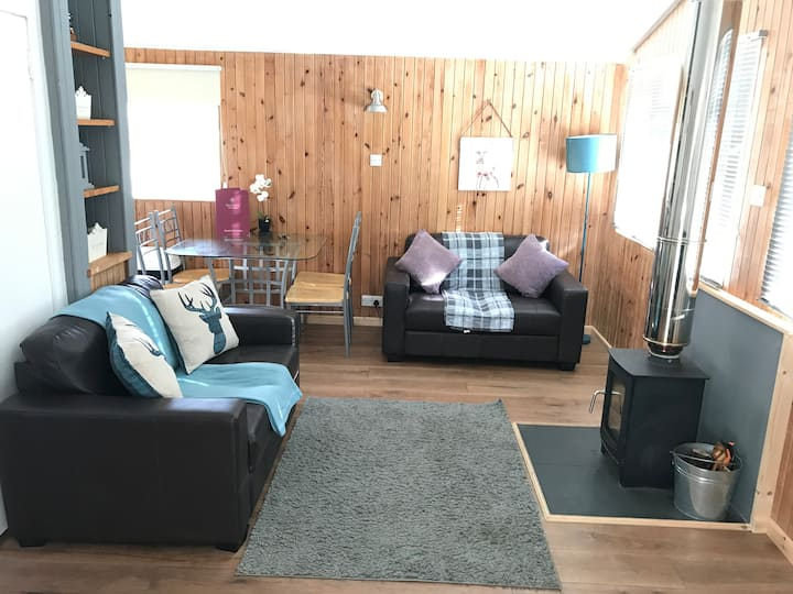 Ancarraig Lodges Self Catering Above Loch Ness #8
