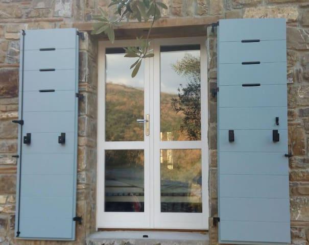 Cilento, Land, Meer und Erholung - Trentinara - Apartment