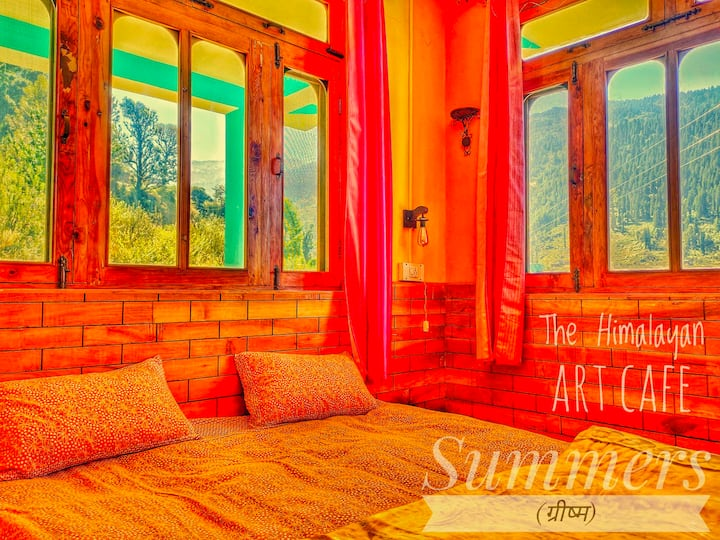 """THAC """"Summers"""" Room Homestay CoWork Including Food"""