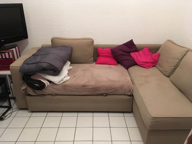 Appartement 24m2 avec mezzanine