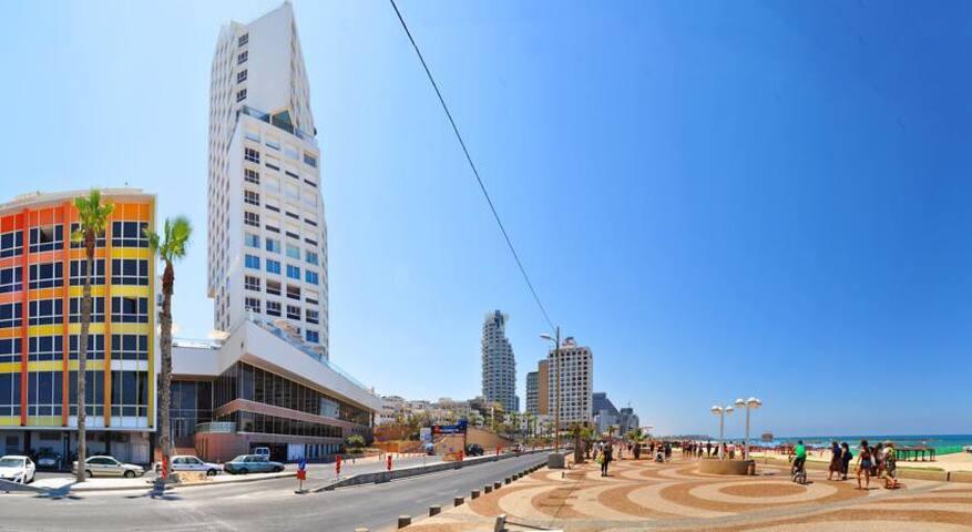 Mash Beach Hotel - Tel Aviv-Yafo - Bed & Breakfast