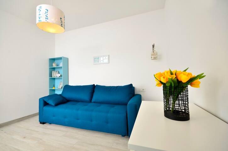 Villa Nina Makarska, Top floor / 4th bedroom / study room