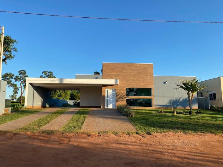 Casa rivieira de Santa Cristina 1