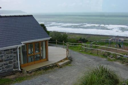 Penty Buwch (5 Star) with Sea Views - Barmouth - บ้าน