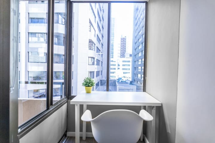 Beautiful studio  in the heart of Sydney CBD