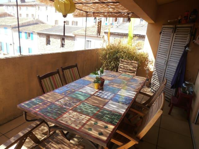 Appartement en Duplex en Provence - Fuveau - Wohnung
