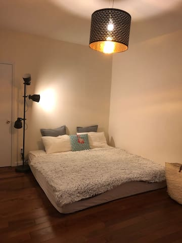 Lovely bedroom - Inwood Park - Manhattan
