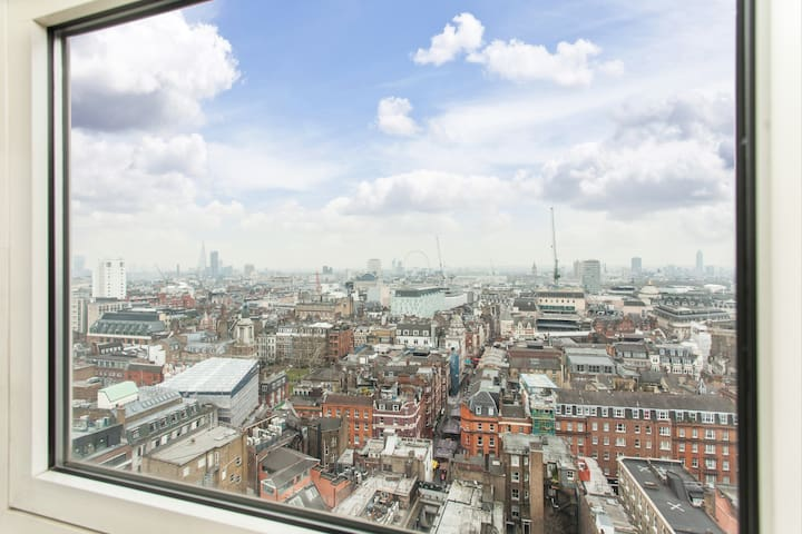 Top Floor Penthouse, Stunning Views - London - Apartment