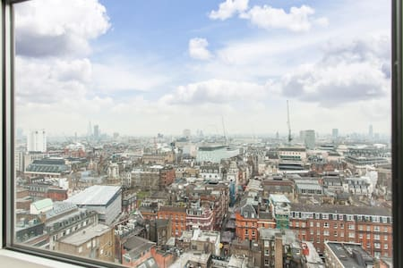 Top Floor Penthouse, Stunning Views - Londres - Appartement
