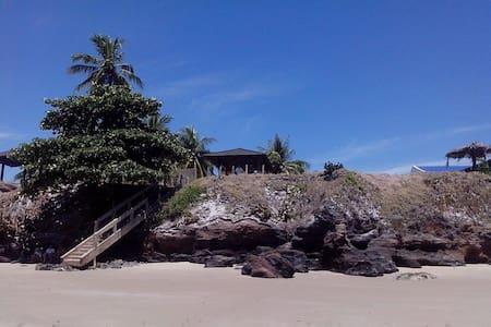 Casa de praia em Guadalupe (Aver-o-Mar) - Sirinhaém