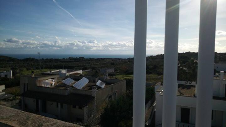 Relax e tanto Salento a Marittima (1 km dal mare)