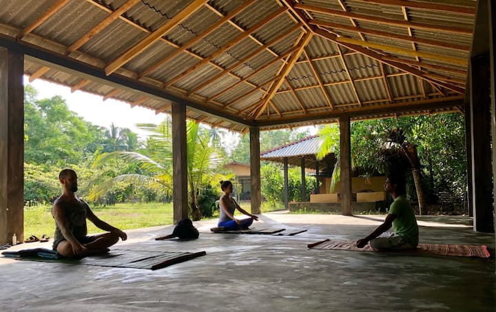 Personalized Yoga Retreat in Sri Lanka