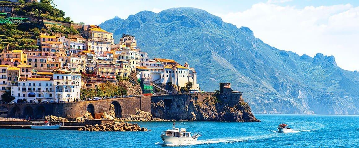 Casa del Normanno perfect getaway to enjoy Amalfi
