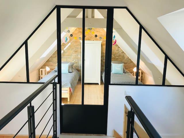 Charmante maison bretonne à l Île aux Moines