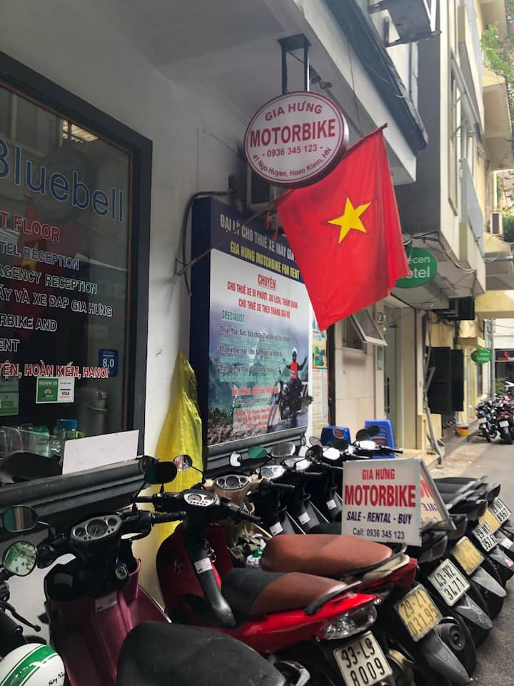 Gia Hung Motorbike & Home Stay