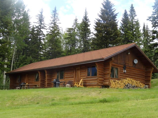 Two Bedroom Riverview Cabin # 1