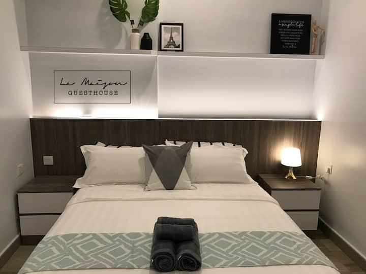 Le Maison GuestHouse Ipoh @ Octagon Platinum