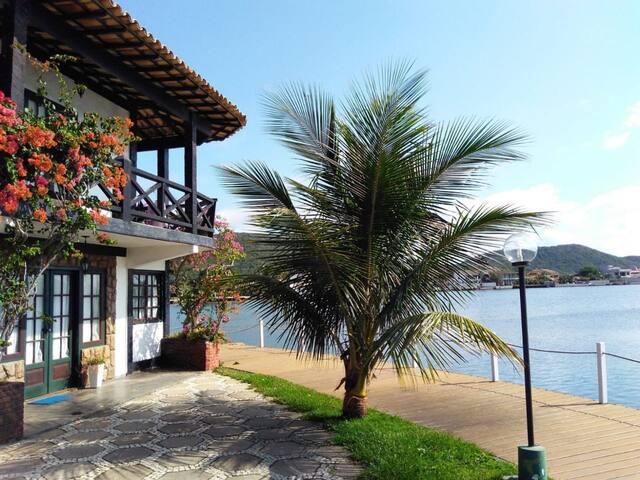 Excelente Casa em região paradisíaca de Cabo Frio.