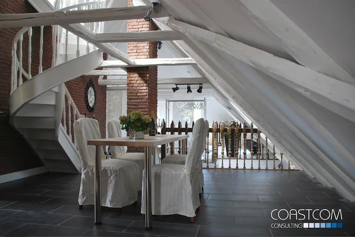 Domizil  Kattrepel Loft - Jever - Lägenhet