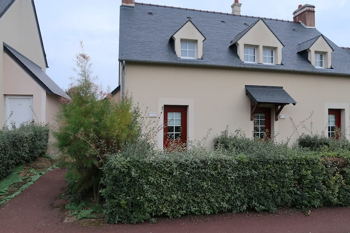 Maison en Normandie domaine P&V Green Beach