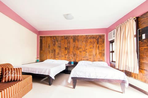★Family & Friends Getaway, Spacious Homey Room