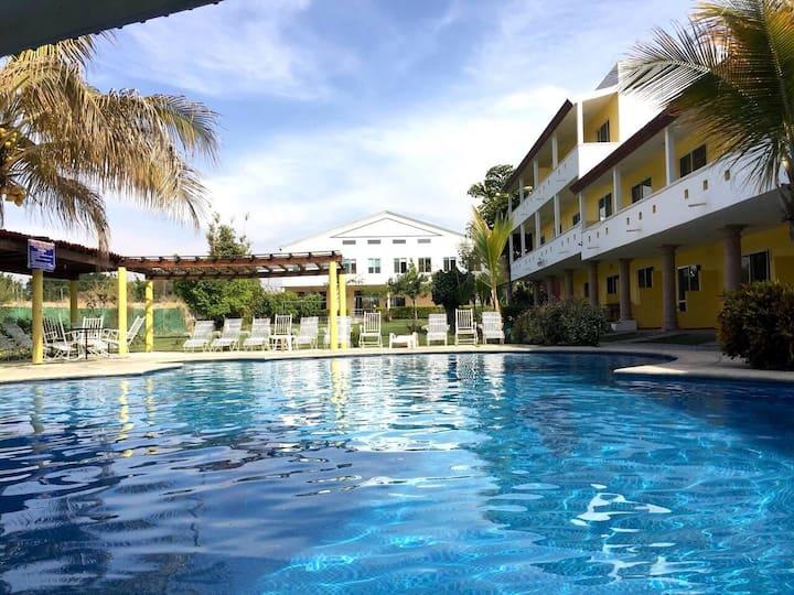 Hotel JS Cocoyoc Morelos
