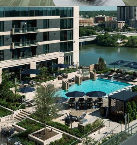 Luxury Downtown Apartment - Austin - Appartement