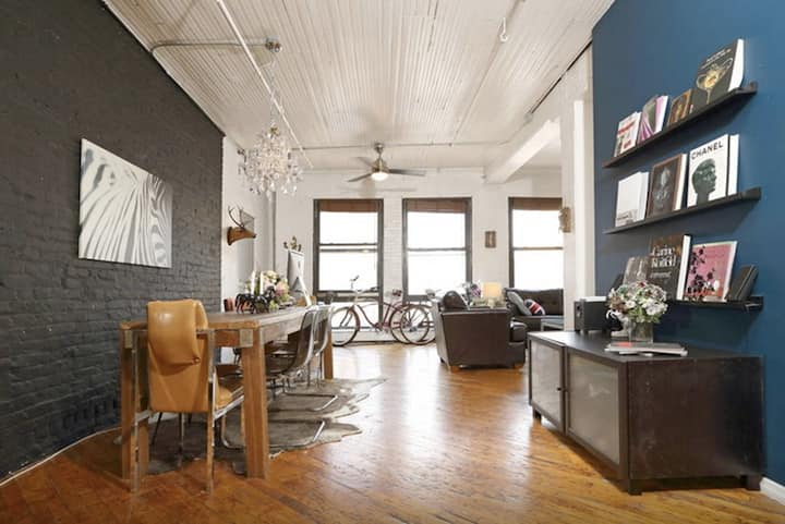Awesome Room in Beautiful Williamsburg Loft